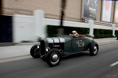 Matt winter's 1928 #Ford #Roadster - Doesn't get much better than that!
