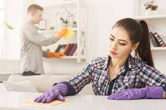 Dívány - lájfhekk - Így takaríthatod ki igazán hatékonyan a lakást