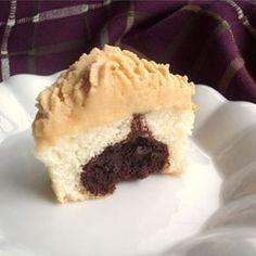 Brownie Batter   Cupcake = The SECOND BEST Cupcake.  Ever - Allrecipes.com