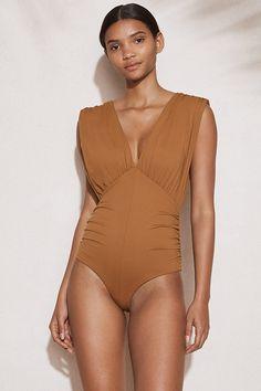 Women/'s Retro Bas de maillot de bain taille haute froncée Bas De Bikini Tankini Maillot de bain Shor