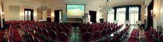 Der große Saal im Kavalierhaus in Salzburg beim #ContentDay16. Wifirockstars, Content Day 2016, Wlan mieten, Wifi, WLan, wlan für Events, WLAN für Veranstaltungen, WLAN in Salzburg, Wifi für Konferenzen, public Hotspot