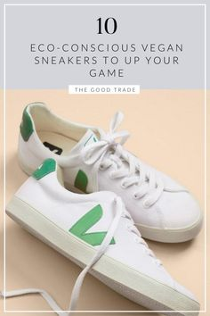 sneakers are all we ever want to wear again // The Good Trade // #sneakers #trainers #shoes #veganshoes #veganfootwear #vegansneakers #vegantrainers #crueltyfree #animalfree Vegan Sneakers, Vegan Shoes, Sustainable Fabrics, Sustainable Fashion, Ethical Shoes, Best Trade, Ethical Fashion Brands, Eco Friendly Fashion, Slow Fashion