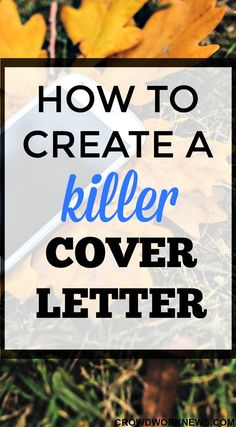 Job cover letter - How to Create a Killer Cover Letter Format – Job cover letter Cover Letter Layout, Cover Letter Format, Cover Letter Tips, Cover Letter Design, Writing A Cover Letter, Cover Letter Example, Cover Letter For Resume, Cover Letter Template, Cover Letters