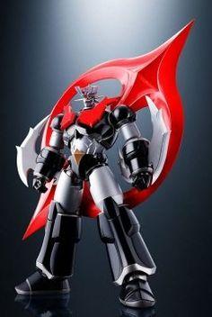 スーパーロボット超合金 マジンガーZERO これめちゃくちゃ格好良くないですか 背中の赤い武器はZEROスクランダーだってこれがカッコイイ