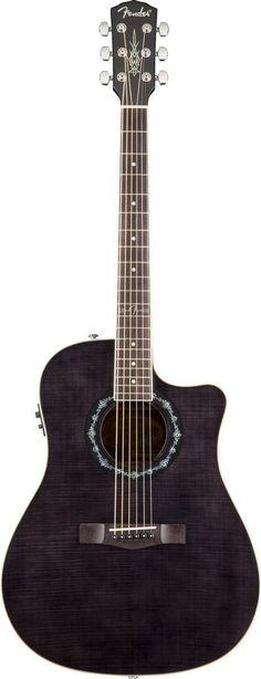 Fender T-Bucket 300CE Cutaway Acoustic-Electric Guitar