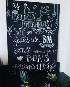 Lettering Tutorial, Brush Lettering, Hand Lettering, Diy Wall Painting, Chalkboard Lettering, Book Cafe, Blackboards, Chalk Art, Typography
