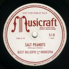Dizzy Gillespie represents! Dizzy Gillespie, Novels, Fiction, Romance Novels