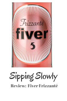 We do a review on the new Fiver Fizzanté  Perfect for summer. Whisky, Bubbles, Cocktails, Summer, Craft Cocktails, Summer Time, Cocktail, Whiskey, Drinks