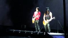 Guns N' Roses Wish You Were Here - Layla Madrid Estadio Vicente Calderón...