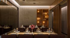 Sake Double Bay, Sydney . Lighting Design by Electrolight . Interior Design by Melissa Collison