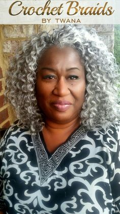 I have to find this for my mom.  Crochet Braids with Havana Mambo Twist by Janet Collection in colors 44, 51