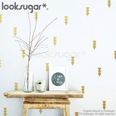Decor | Roller Shade Decal