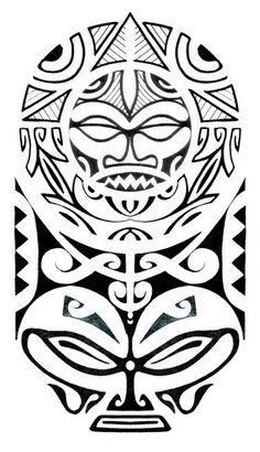 "Search result for ""maori"" - Tattoo Ideas & Diy Leg Tattoos, Arm Tattoo, Body Art Tattoos, Sleeve Tattoos, Tattoos For Guys, Tattoo Maori, Tatoos, Polynesian Tattoo Designs, Polynesian Art"