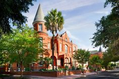 Things to do in Savannah, GA: Travel Guide from 10Best The Mansion on Forsyth Park.