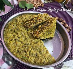 Varagu spicy Bread [ Kodo millet spicy bread ]