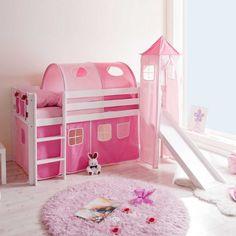 Kinderhochbett in Pink Rosa-Pink Jetzt bestellen unter: https://moebel.ladendirekt.de/kinderzimmer/betten/hochbetten/?uid=fd8476fc-a599-5589-98fa-6edd72761b41&utm_source=pinterest&utm_medium=pin&utm_campaign=boards #kinderzimmer #kinderhochbett #kinderbett #kind #hochbetten #kinderbettchen #hochbett #betten #hochbettgestell #jugendhochbett #abenteuerbett #spielhochbett #spielbett
