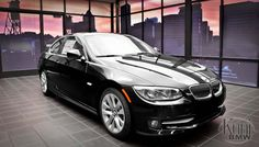 Check out this fine 2012 BMW 328i Coupe at Kuni BMW. Sleek, black...yours?