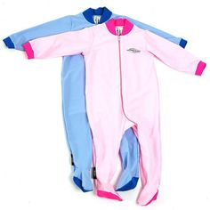 6cb4d2e5b70 Solartex Sun Gear - Baby Sun Suit with Feet by Stingray