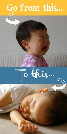 Getting your baby to sleep can seem like the most important - and most difficult - job in the world!