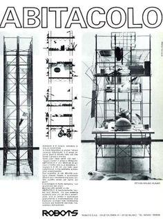 Abitacolo: Bruno Munari's Kid Space Machine