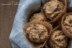 Comforting, fragrant Autoimmune Paleo Muffins feature coconut and arrowroot flour, and are free of grains, nuts/seeds, dairy, sugar and eggs.