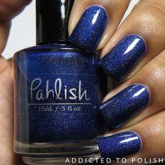 Pahlish That's No Moon | Addicted to Polish