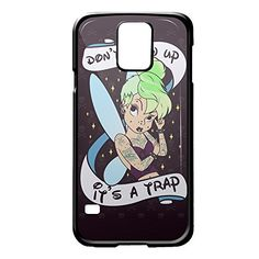 Don't Grow up It's a Trap Tinkerbel for Samsung Galaxy S5 Black case Disney http://www.amazon.com/dp/B01AUKYQZ4/ref=cm_sw_r_pi_dp_b-BOwb05HTM79
