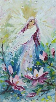 Beautiful loving and strong energy. Angel Drawing, I Believe In Angels, Art Manga, Prophetic Art, Angel Pictures, Angels In Heaven, Angel Art, Fairy Art, Art Plastique