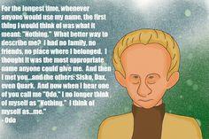 Odo, Not Nothing, Star Trek Deep Space Nine Star Trek 1, Watch Star Trek, Deep Space 9, Star Trek Characters, Nerd Herd, Star Trek Universe, Nerdy, Things To Think About, Nostalgia
