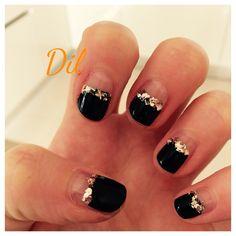 #nails #dil #solo smalto niente gel