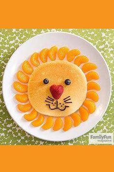 Sunshine Pancake #Food