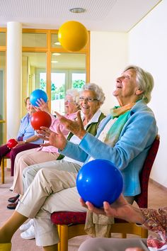 Senior Care in Allentown NJ: You already know that keeping your aging loved one active is an essential element of your senior care journey with her, but sometimes it is difficult to convince an elderly adult, particularly one who has not been very active throughout her life or who is reluctant to get active because of physical limitations or challenges, to get the physical exercise that she needs.