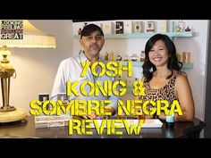 Yosh Konig & Sombre Negra Review