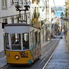 Lisboa by Tereza Cizkova