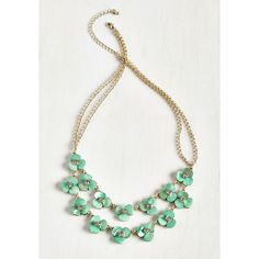 Garden Path to Happiness Necklace ($20) ❤ liked on Polyvore featuring jewelry, necklaces, multi layer chain necklace, layered chain necklace, chains jewelry, floral necklace and layered necklace