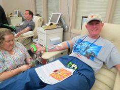 David L. Cramer's 200th whole blood donation for 25 gallons. He has 208 lifetime donations with platelets. — at Community Blood Center. #blooddonor #hero