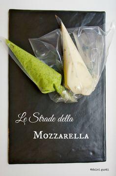 besciamella con la mozzarella