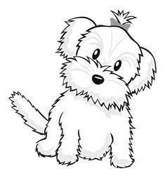 dog color pages printable | Cute Dog Coloring Pages for Preschool | eKids Pages - Free Printable ...