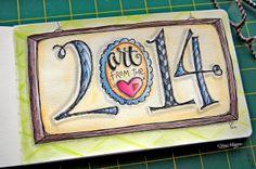 elvie studio: happy artful new year!