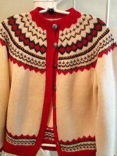 Label: BKSK Handmade in Norway Pure Wool