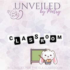 Classroom posters, teacher help, and more!