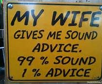 Funny Marriage Tips. How I feel sometimes