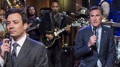 Mitt Romney Slow Jams With Jimmy Fallon, Takes Selfies With Zach Braff