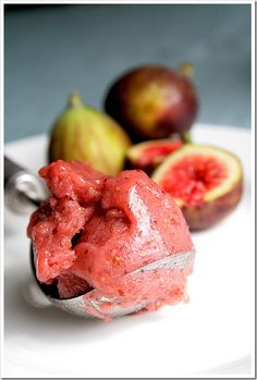 Fresh Fig Gelato