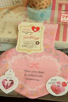 """This is super cute wrapping bag.- 8 bags as a set (with 8 tags)- Size: 14.5cm x 19.5cm (4.7"""" x 7.7"""")…"""