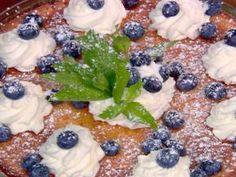 Buttermilk pie, so easy and so delicious