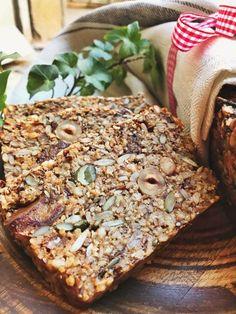 Bread Baking, Lchf, Banana Bread, Gluten Free, Treats, Desserts, Recipes, Food, Baking