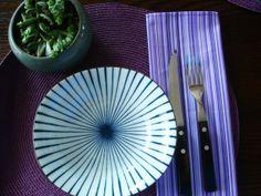 Bowls em azul e branco. Blue and white bowl.
