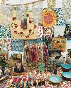 karen michel : art market booth display ... craft fairs and festivals