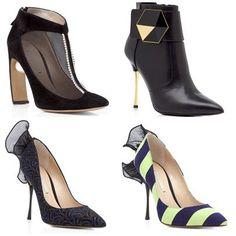 Tendinte in moda in materie de pantofi